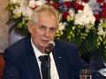 Miloš Zeman sa rozohnil hnevom: Brnianskeho politika označil za sviňu