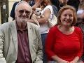 Prominentní manželia Lasica a Vášáryová prekvapujú: Vieme, prečo nechodia na spoločné dovolenky!