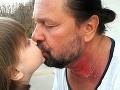 Pomeje má s Andreou dcéru Aničku.