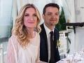 Adela Vinczeová a Viktor Vincze