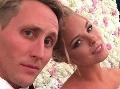 Matej Sajfa Cifra s manželkou Veronikou