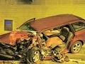 Tragédia v tuneli Branisko: V noci sa čelne zrazili dve autá, zahynul ukrajinský vodič