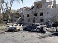 Pri náletoch v Rakke zomreli desiatky civilistov: Sýrske média obviňujú USA