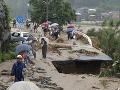 VIDEO Vietnam zaplavila veľká