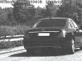 FOTO Cestný pirát na mercedese sa rútil po diaľnici D2: Túto pokutu zacvakal na mieste