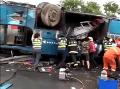 Tragické nešťastie v Kamerune: Zrážka kamióna s autobusom si vyžiadala minimálne 15 životov