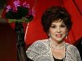 Gina Lollobrigida dnes oslavuje 92 rokov života.