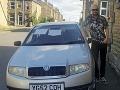 FOTO Mladík z Anglicka predáva na internete Škodu: Zaplavila ho ponuka od celebrít
