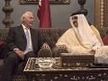 Tillerson diskutoval v Katare o miestnej kríze: Spojené štáty hľadajú východisko