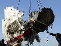 Vrak kokpitu lietadla spoločnosti Malaysia Airlines