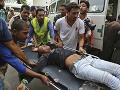 FOTO Hrozná nehoda autobusu pod Himalájami: Pád do rokliny, neprežilo 16 pútnikov