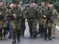 PRÁVE TERAZ Proruskí separatisti na východe Ukrajiny sa spojili: Vyhlásili nový štát!