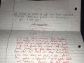 Dievčina poslala expriateľovi ospravedlňujúci list: Ten ju vysmial najhoršie, ako len mohol