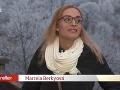 Marcela Berkyová tvrdí, že je konečne šťastná a vyrovnaná žena.