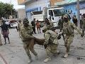 Útok dronu americkej armády v Somálsku: Zabila vysokopostaveného veliteľa aš-Šabáb