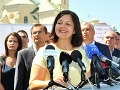 Jurinová oficiálne oznámila kandidatúru na post predsedu ŽSK: Veľká podpora strán