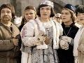 Pavel Trávníček je známy predovšetkým ako krásny princ z rozprávky Tri oriešky pre Popolušku.