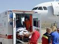 VIDEO Michal (25) je konečne doma: S ťažkým zranením chrbtice ho priviezlo lietadlo ministerstva