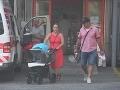 Sväťo Malachovský si pred mesiacom odviezol partnerku a syna z nemocnice.