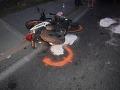 Prvá obeť motorkárskej sezóny: Na Dargove zahynul policajt Dominik (†23)