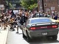 Poznámka policajta pri útoku v Charlottesville ho vyjde draho: Takto sa vyjadril muž zákona