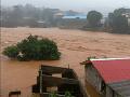 Ničivý zosuv pôdy na severovýchode Konžskej republiky: O život prišlo 40 ľudí
