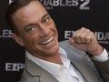 Jean-Claude van Damme má 59 rokov: Aha, čo vystrája v lietadle!