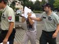 FOTO Dráma v Prievidzi: Ľuboš (30) chcel kradnúť, vyrušil ho Milan (60), ktorého podpálil
