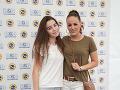 Karin Haydu s dcérou Vanesou Antovskou.