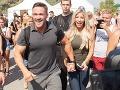 Chris Powell s manželkou Heidi počas DOD v Markíze sršali pozitívnou energiou a dobrou náladou.