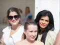 Na DOD v Markíze nechýbali ani Silvia a Vanessa Šarköziové z Cigánskych diablov.