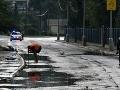 Kalamita na severe pretrváva: Bez elektriny sú ešte stovky domácností