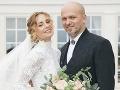 Detaily zo svadby Márie Čírovej: Malo to byť úplne inak!