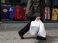 V Nemecku chystajú zásadnú zmenu: Ministerka chce zakázať používanie ľahkých plastových tašiek