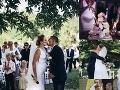 Po viac než 5-ročnom vzťahu odzneli hereckým kolegom Zuzane Šebovej a Michalovi Kubovčíkovi svadobné zvony.