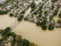 Hurikán Harvey devastuje USA