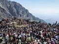 Ako sardinky! Tatry zaplavili ľudia na koncerte, vzbudilo to aj pohoršenie