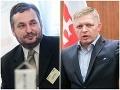 Dostál naložil Ficovi: Je obyčajný populista bez chrbtovej kosti, nechráni záujmy Slovenska v EÚ