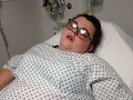 Dievčina (22) záhadne priberala, hoci držala diétu: Hrôzostrašný verdikt lekárov, išlo o život