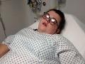 Leah po operácii