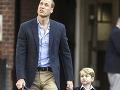 Princ William doručil list Santa Clausovi: Neuveríte, čo chce malý George na Vianoce