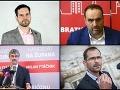 Prvý predvolebný prieskum na bratislavského župana: Bude to drsný boj, tvrdá rana pre pravicu