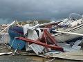 Hurikán Irma pustoší Karibik a mieri na USA: Zoslabol, no stále je nebezpečný
