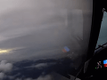 Dramatický let v útrobách ničivého hurikánu Irma: Minúty hrôzy, pilot hrdina zachránil 173 ľudí