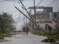 Škody po hurikánoch Irma