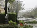 Škody po hurikáne Irma