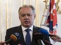 Výbor pre nezlučiteľnosť funkcií by sa mal v stredu opäť zaoberať prezidentom Kiskom