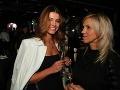 Riaditeľka Miss Slovensko Karolína Chomisteková s mamou.