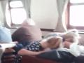 Tri štvrtiny cestujúcich trpeli morskou chorobou