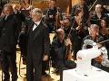 VIDEO Koncert tenoristu Bocelliho s orchestrom dirigoval robot: Zožal obrovský úspech